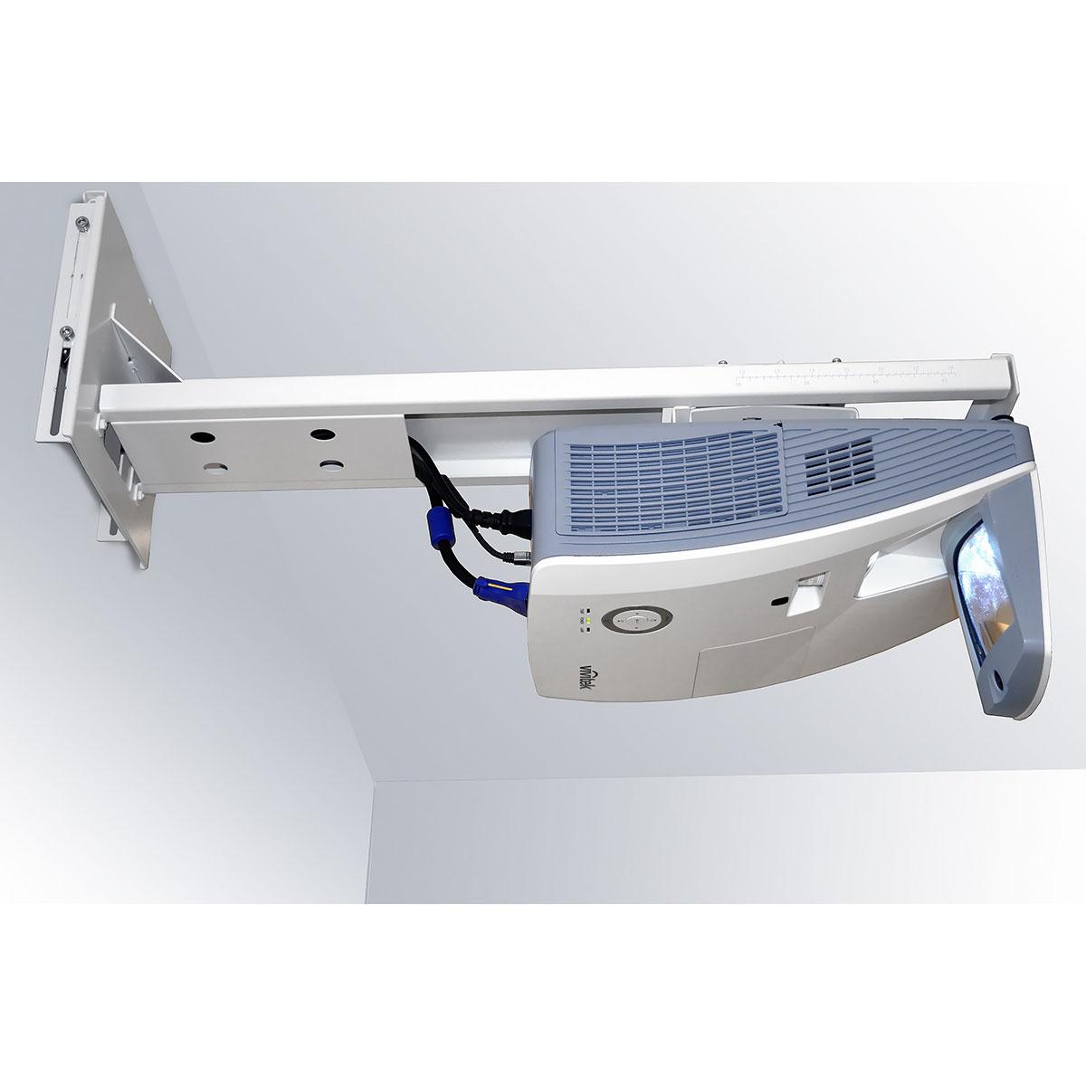 vivitek wmb x1 support plafond vid oprojecteur vivitek sur ldlc. Black Bedroom Furniture Sets. Home Design Ideas