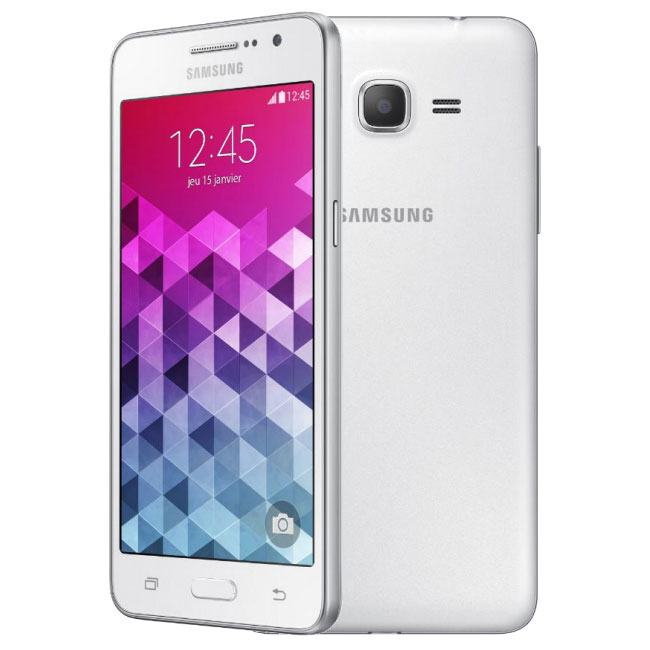 samsung galaxy grand prime value edition sm g531 blanc mobile smartphone samsung sur ldlc. Black Bedroom Furniture Sets. Home Design Ideas