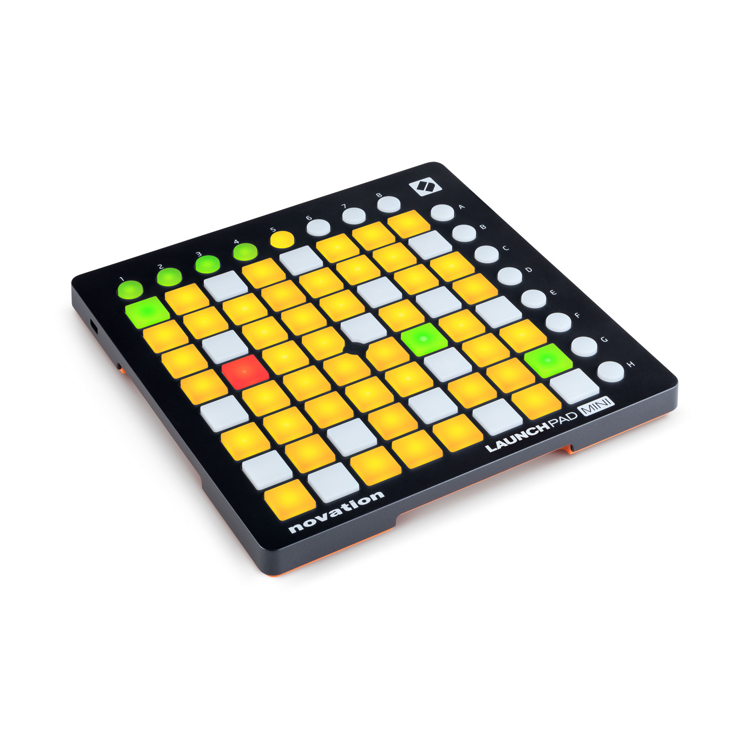 novation launchpad mini mk2 logiciel home studio novation sur ldlc. Black Bedroom Furniture Sets. Home Design Ideas