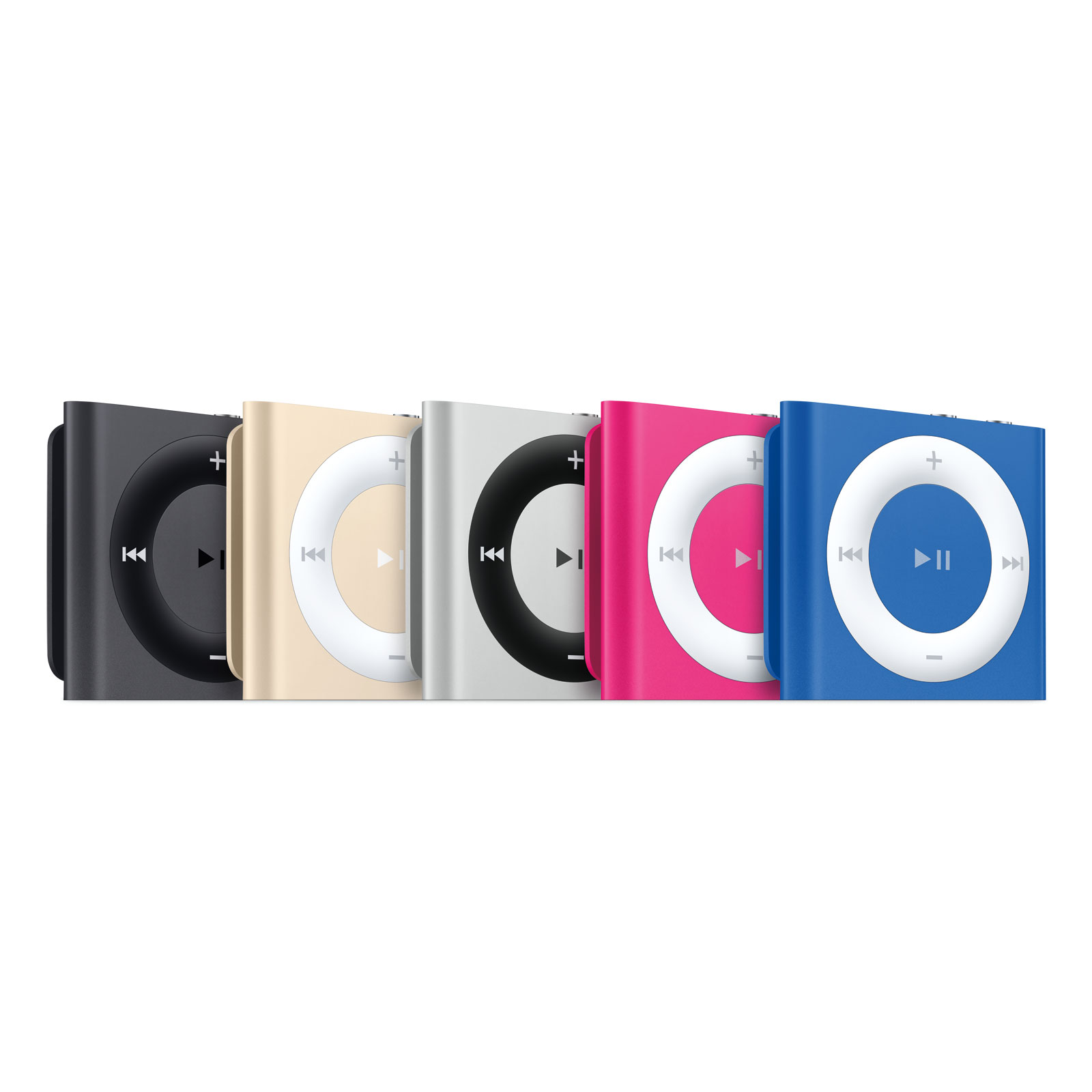 Apple ipod shuffle 2 go rose 2015 mkm72nf a achat for Housse ipod shuffle