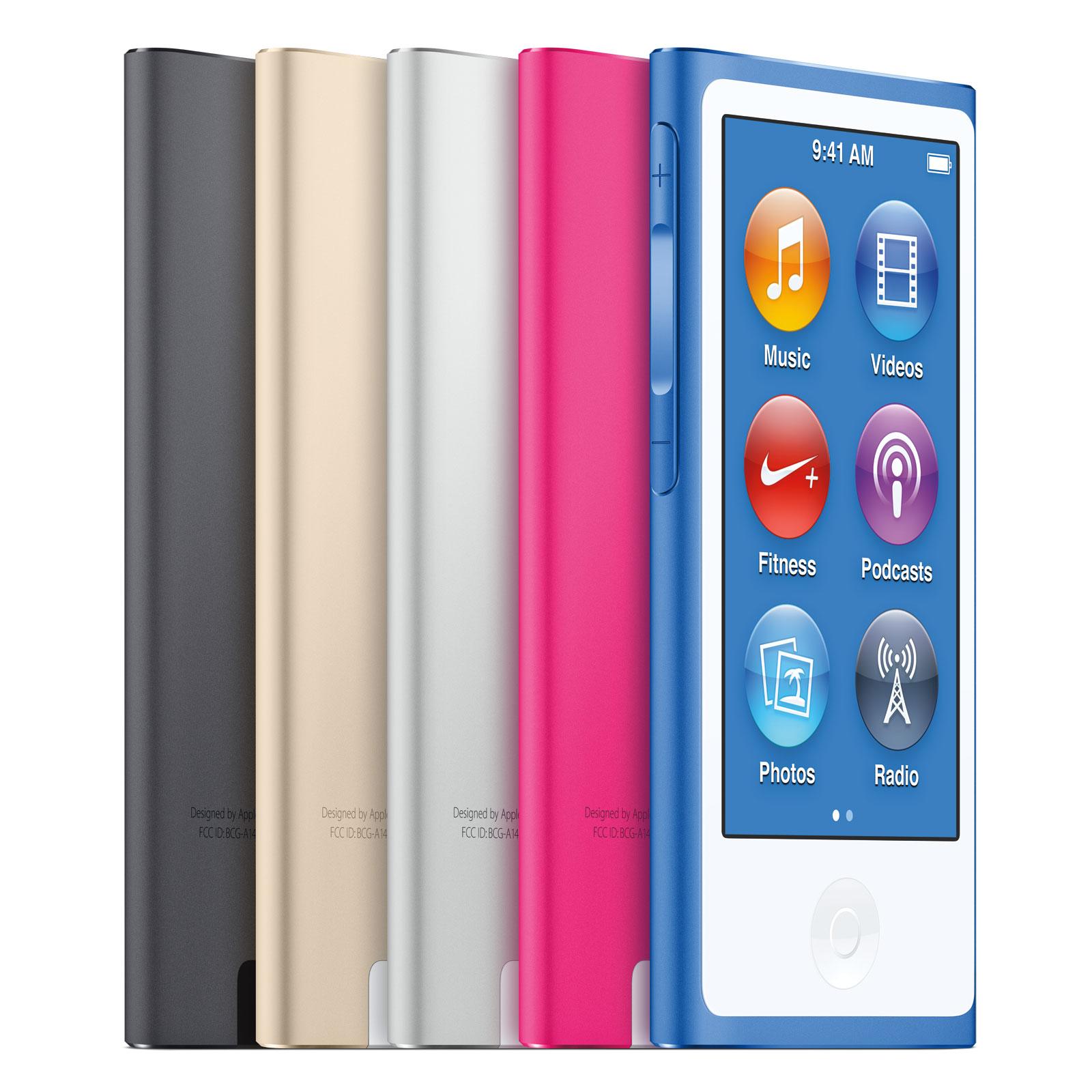 apple ipod nano 16 go rose 2015 mkmv2zd a achat vente lecteur mp3 ipod sur. Black Bedroom Furniture Sets. Home Design Ideas