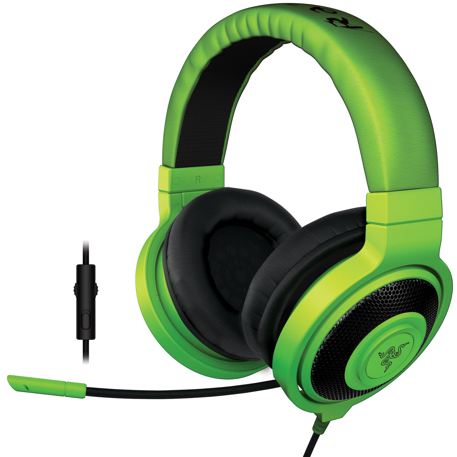 razer kraken pro 2015 vert micro casque razer sur ldlc. Black Bedroom Furniture Sets. Home Design Ideas