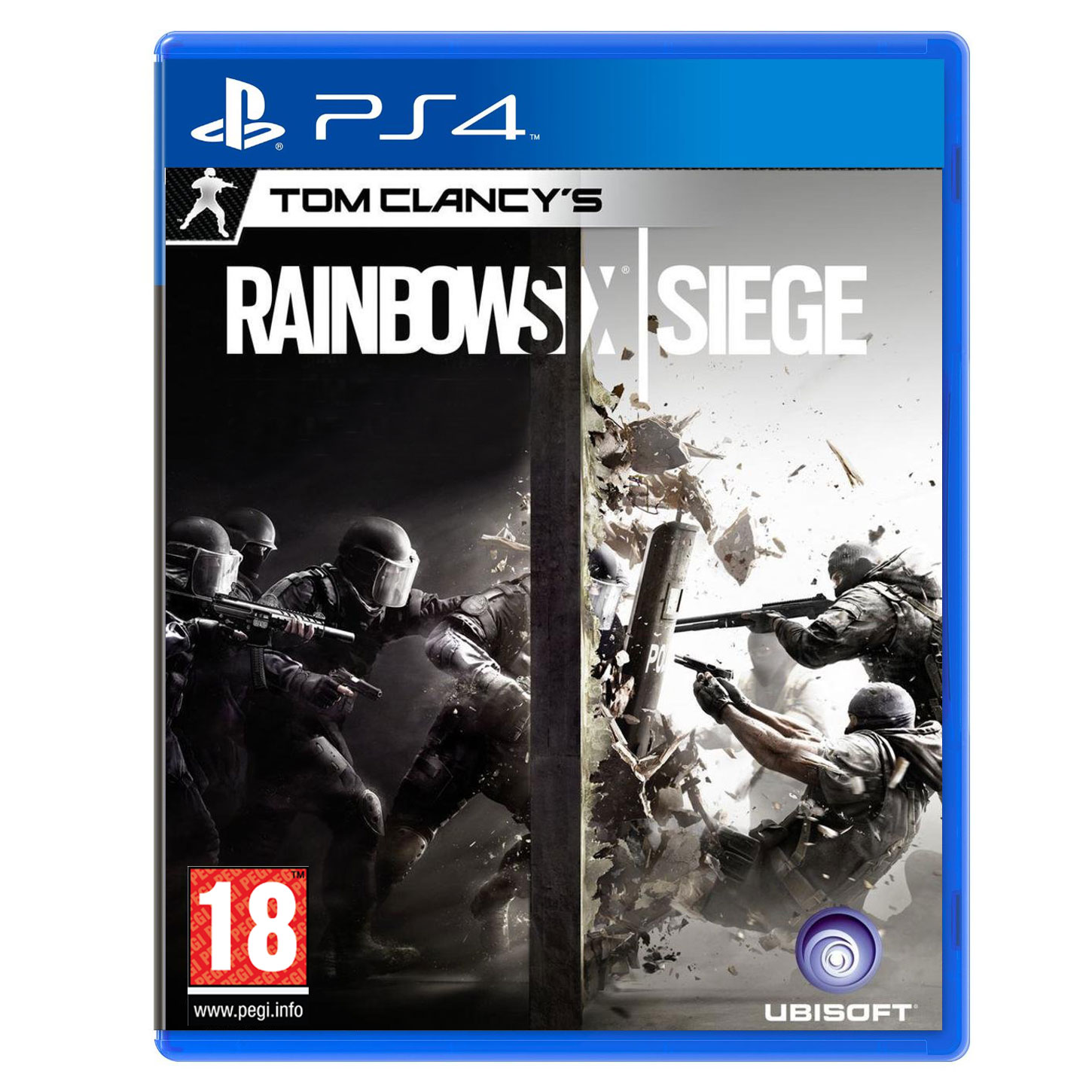 rainbow six siege ps4 3307215889107 achat vente jeux ps4 sur. Black Bedroom Furniture Sets. Home Design Ideas