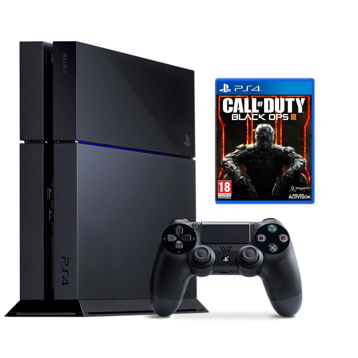 sony playstation 4 1 to call of duty black ops iii. Black Bedroom Furniture Sets. Home Design Ideas