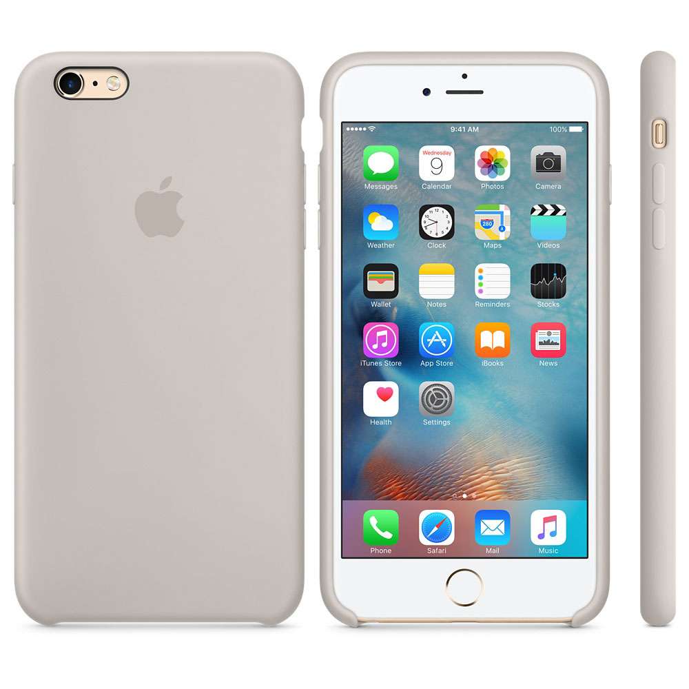 Coque Iphone  Gris Sable