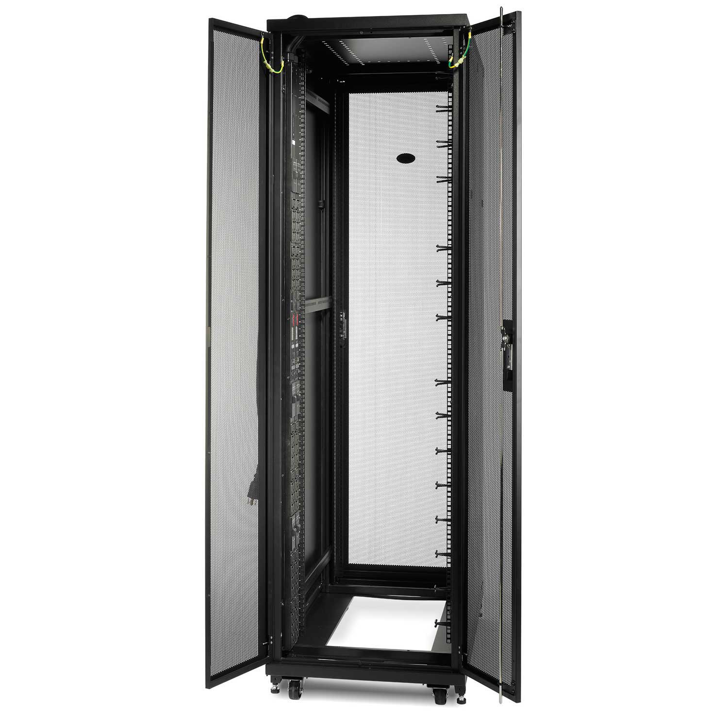 apc armoire netshelter sv 42u deep enclosure rack apc. Black Bedroom Furniture Sets. Home Design Ideas