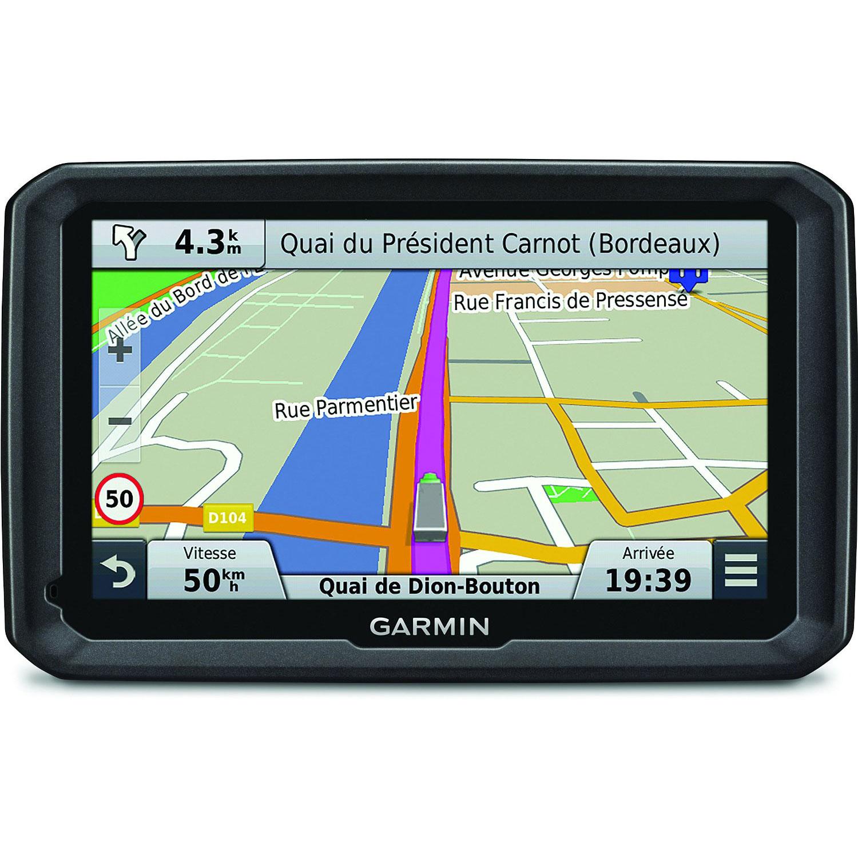 """GPS Garmin dezl 770LMT GPS 45 pays d'Europe Ecran 7"""""""
