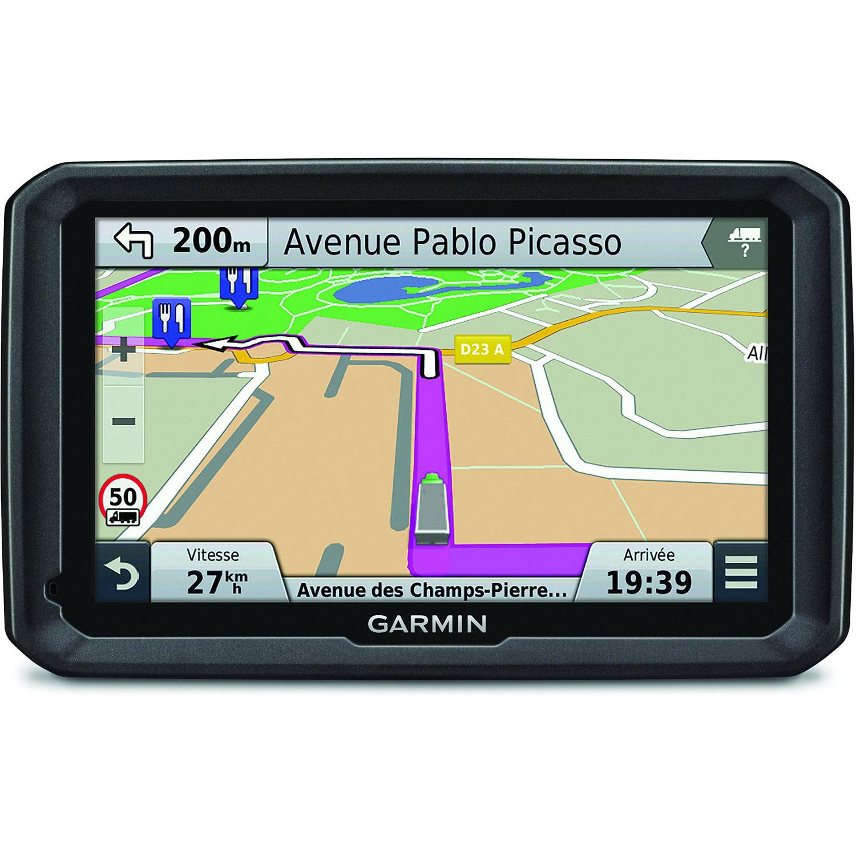 """GPS Garmin dezl 570LMT GPS 45 pays d'Europe Ecran 5"""""""