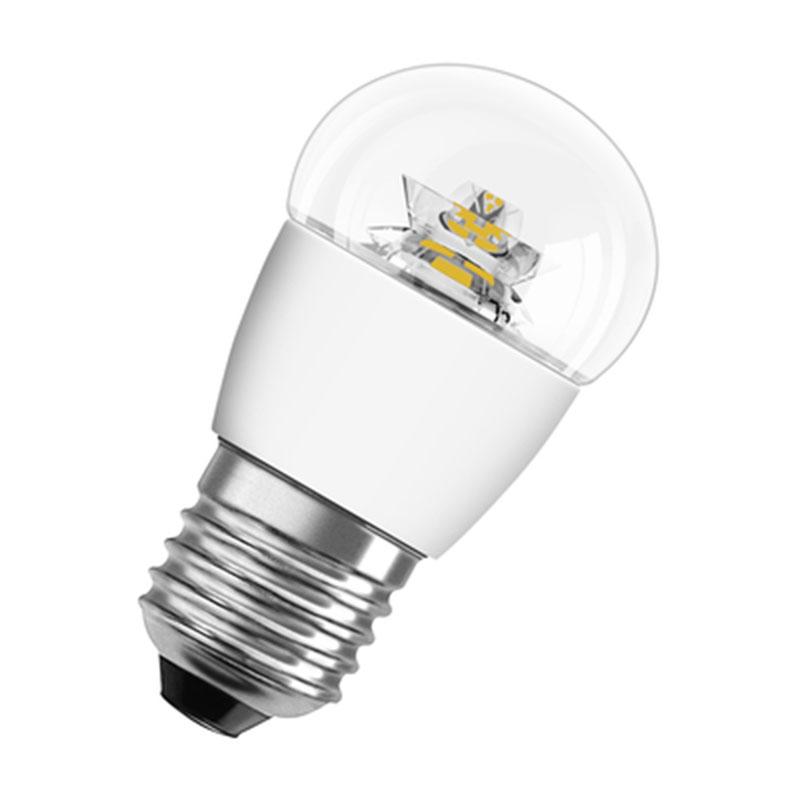 osram ampoule led superstar sph rique e27 6w 40w a 4052899904422 achat vente ampoule. Black Bedroom Furniture Sets. Home Design Ideas