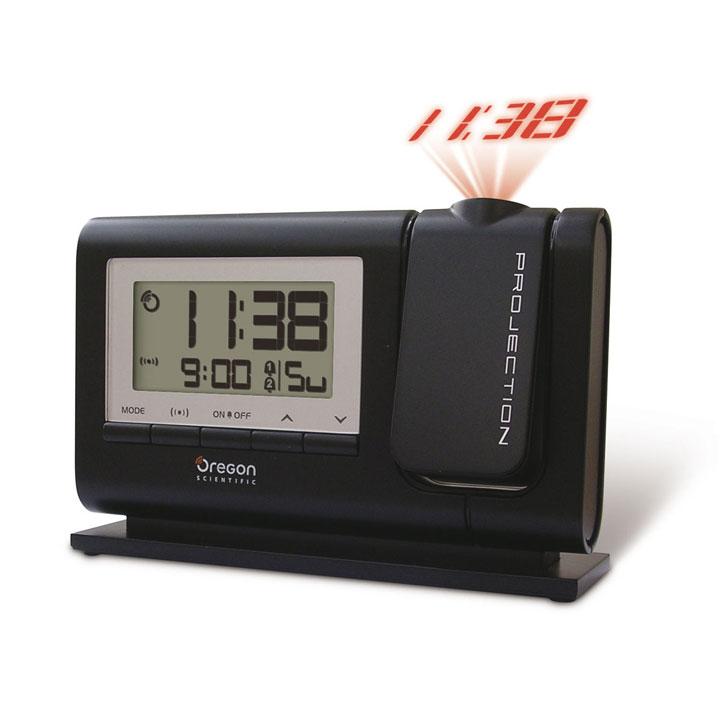 Radio & radio réveil Oregon Scientific RM308P Noir  Réveil avec projection de l'heure
