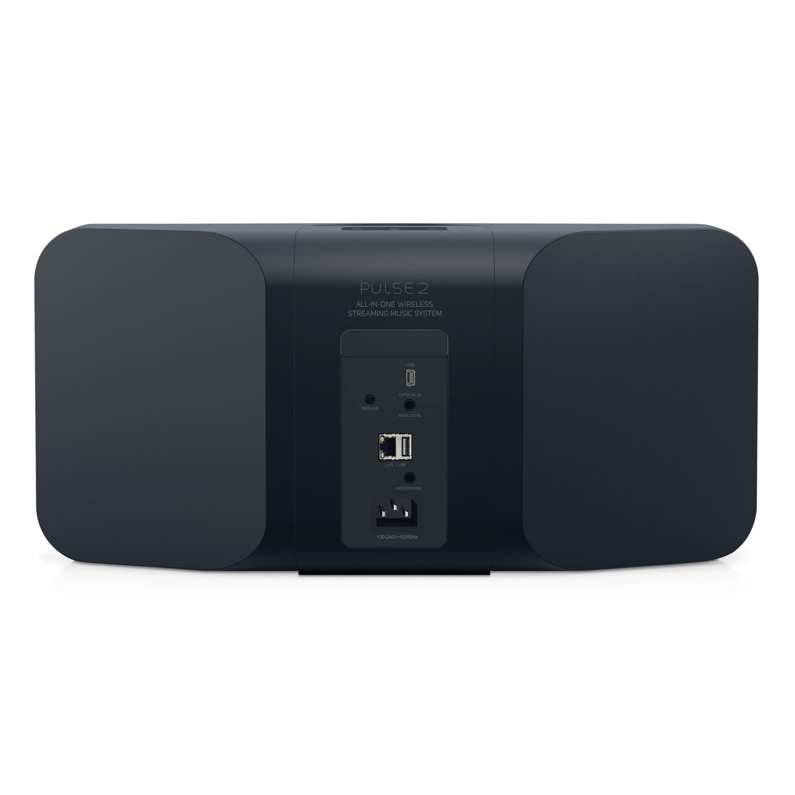 bluesound pulse 2 noir pulse 2 b achat vente dock. Black Bedroom Furniture Sets. Home Design Ideas