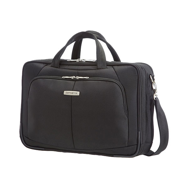 samsonite intellio briefcase 17 3 sac sacoche housse. Black Bedroom Furniture Sets. Home Design Ideas
