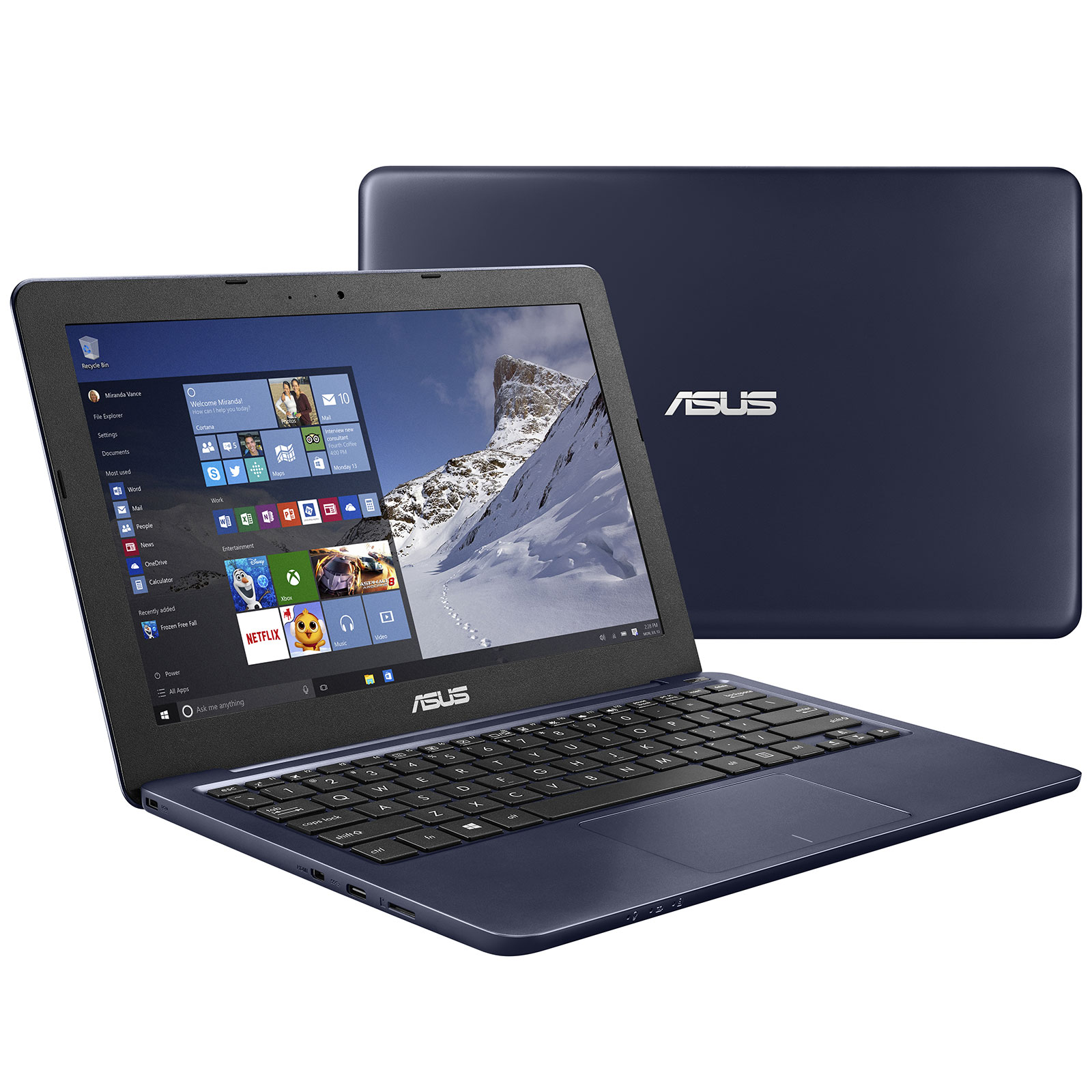 asus eeebook e202sa fd0013t pc portable asus sur ldlc. Black Bedroom Furniture Sets. Home Design Ideas