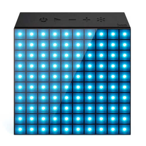 divoom aurabox dock enceinte bluetooth divoom technology sur ldlc. Black Bedroom Furniture Sets. Home Design Ideas