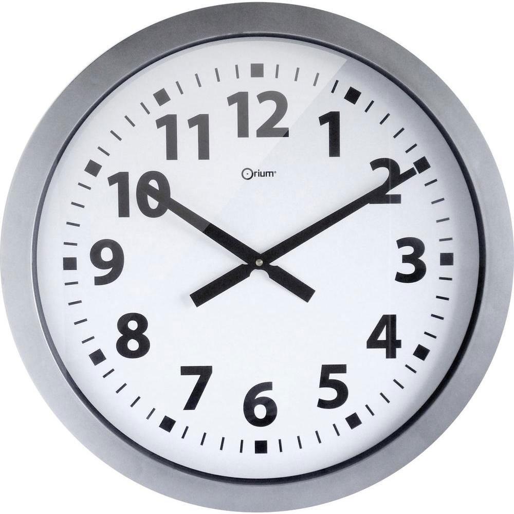 Orium horloge g ante mobilier et am nagement orium sur ldlc - Horloge 60 cm de diametre ...