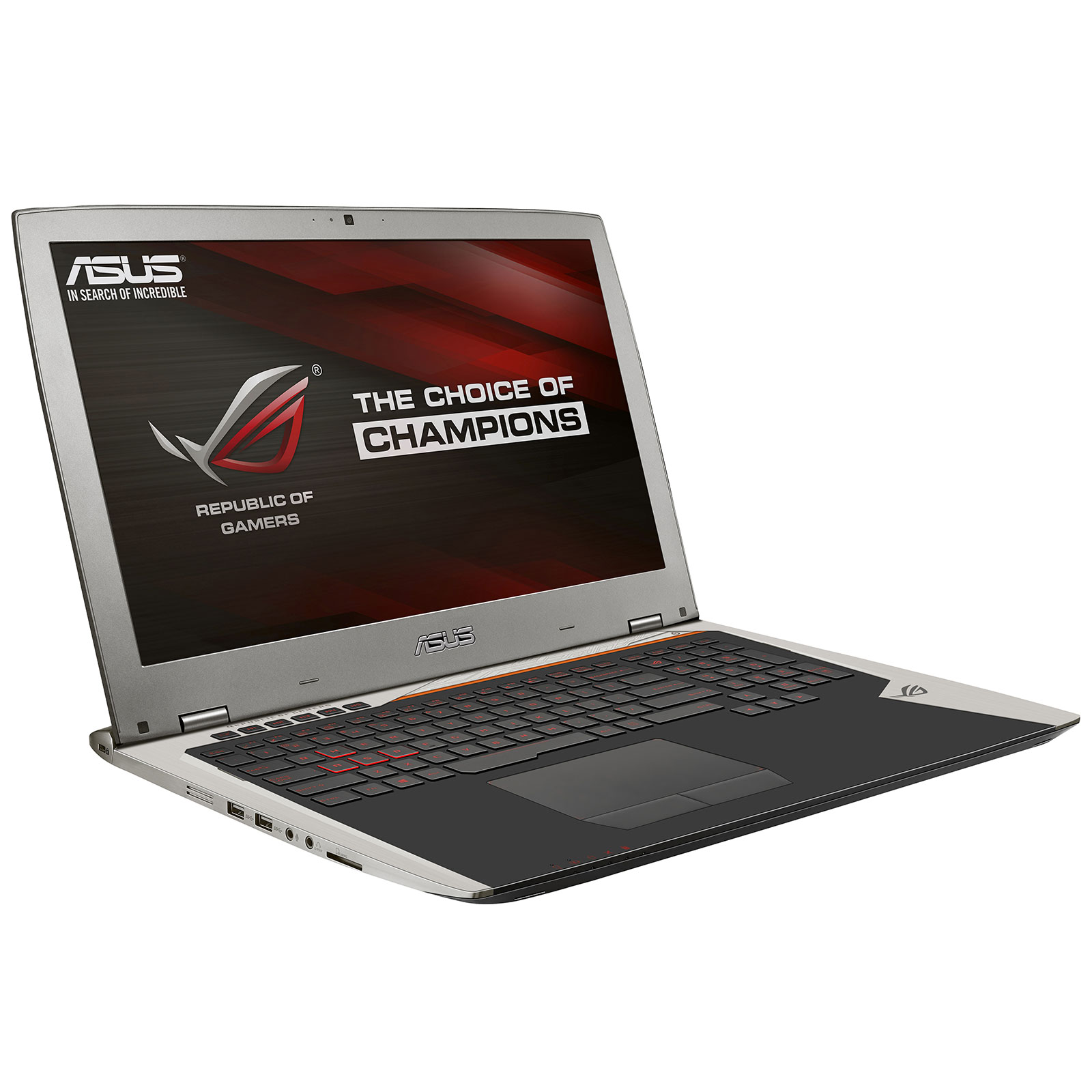 asus gx700vo gc009t avec dock watercooling pc portable. Black Bedroom Furniture Sets. Home Design Ideas