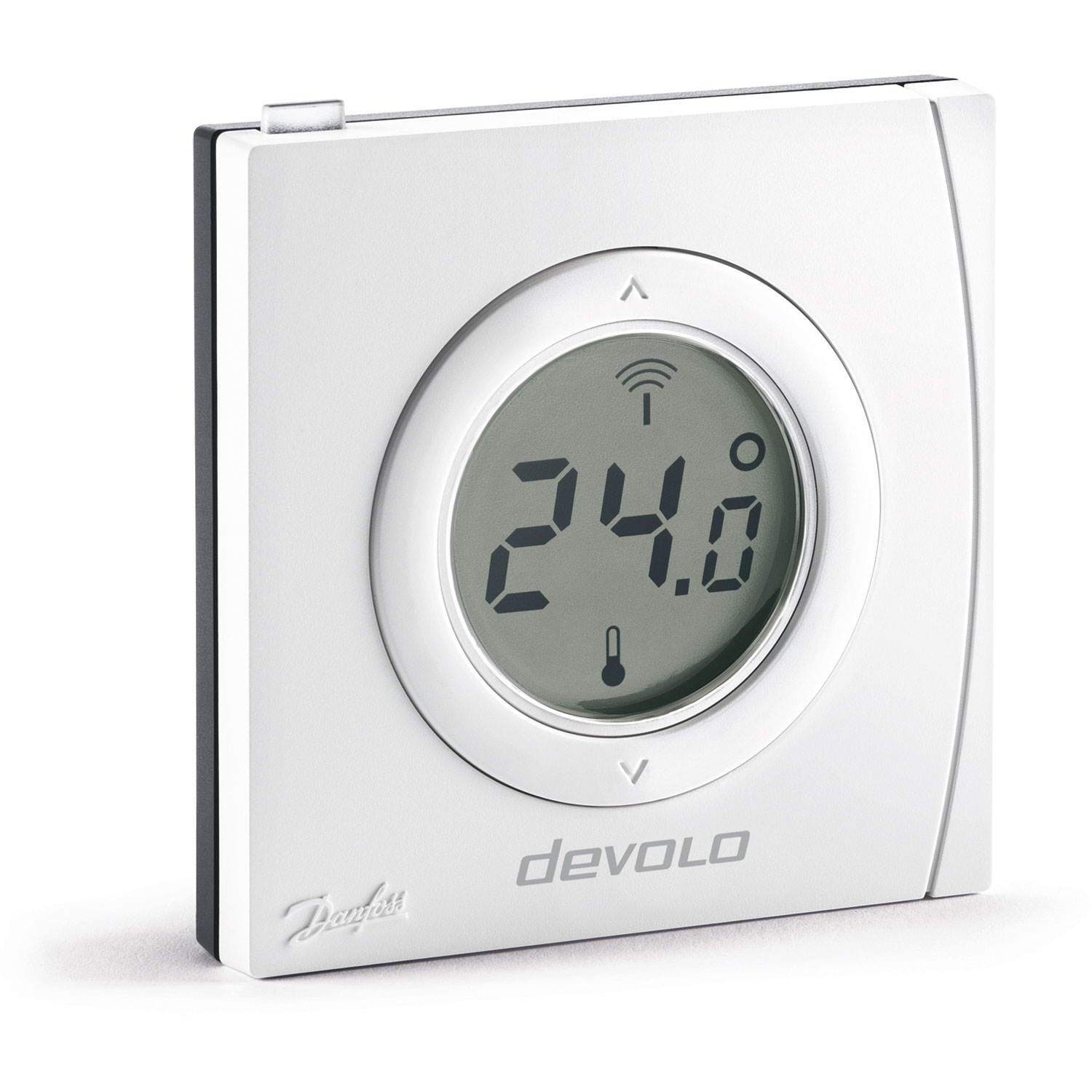 devolo home control thermostat d 39 ambiance d tecteurs et capteurs devolo ag sur ldlc. Black Bedroom Furniture Sets. Home Design Ideas