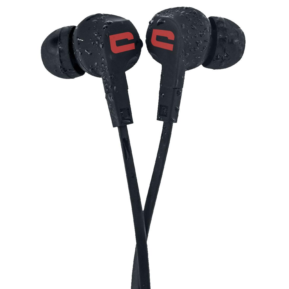Kit piéton et Casque Crosscall Earphones IPX6 Écouteurs étanches avec fonction mains libres
