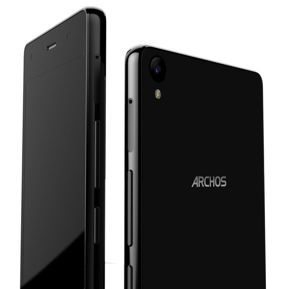 archos 50 diamond s noir 503071 achat vente mobile smartphone sur. Black Bedroom Furniture Sets. Home Design Ideas