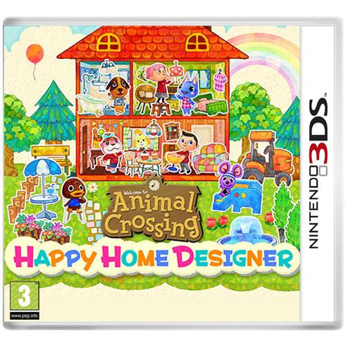animal crossing happy home designer nintendo 3ds jeux nintendo 3ds nintendo sur ldlc. Black Bedroom Furniture Sets. Home Design Ideas
