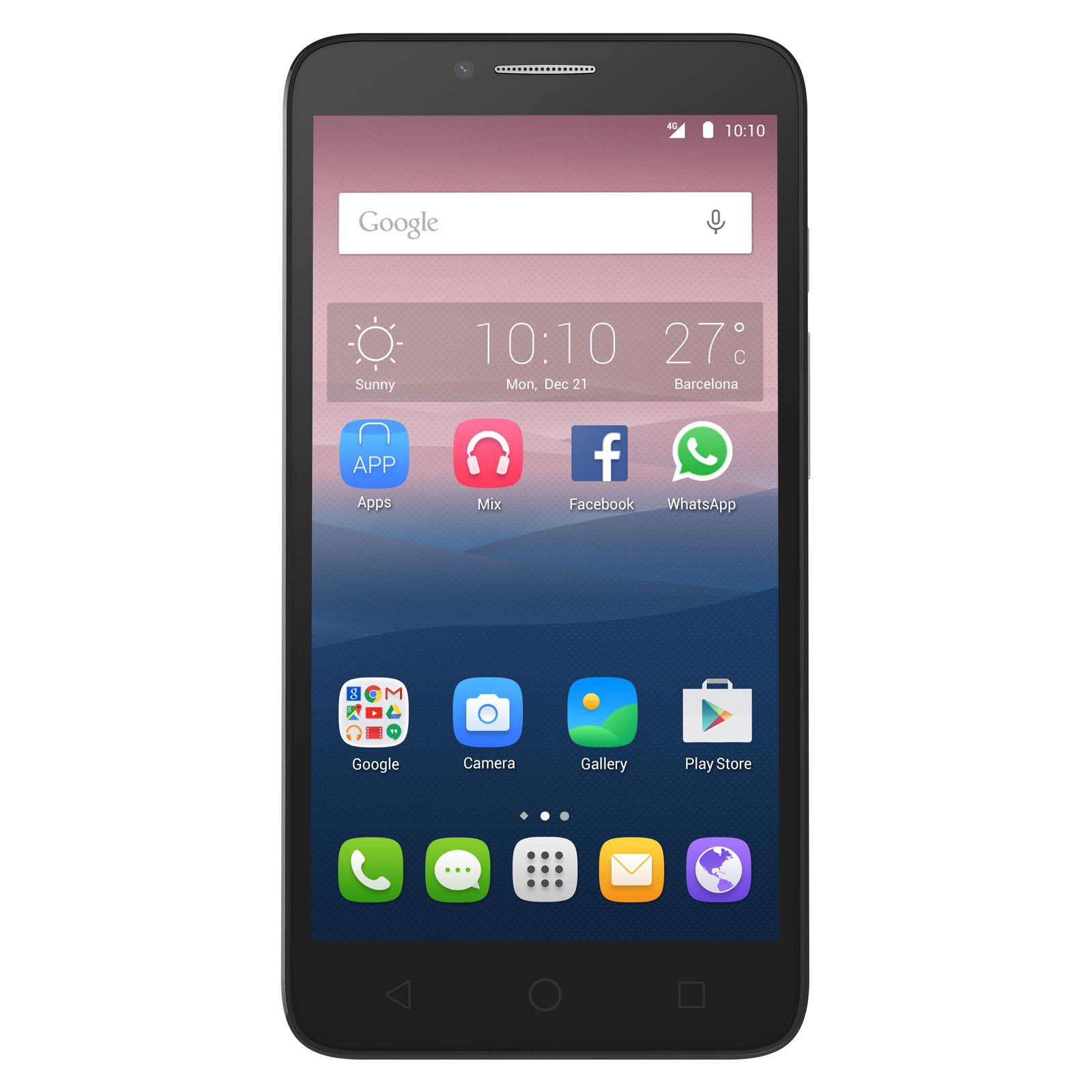 alcatel Pixi 3 (5.5) prix tunisie