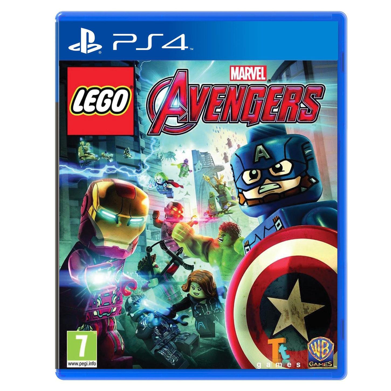 Lego marvel avengers ps4 5051889542544 achat vente jeux ps4 sur - Jeux de lego sur jeux info ...