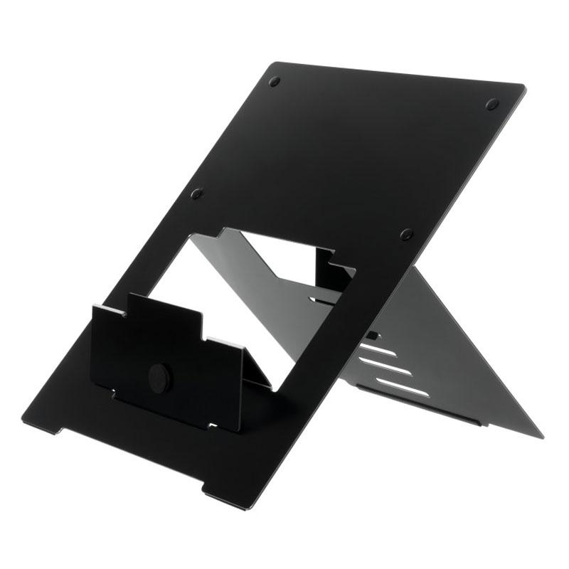 r go riser laptop stand noir rgoristbl achat vente accessoires pc portable sur. Black Bedroom Furniture Sets. Home Design Ideas