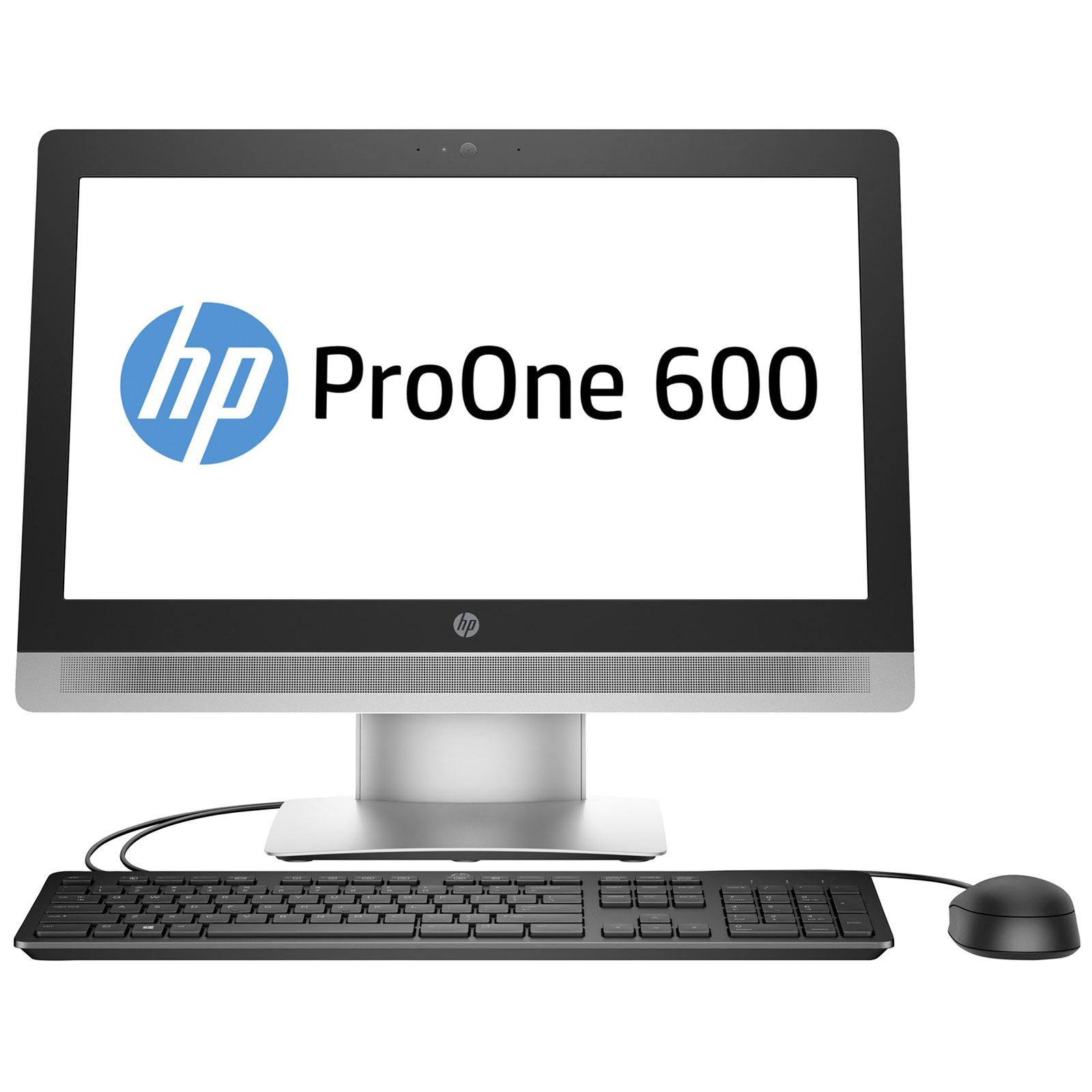 Hp proone 600 g2 v1f01ea pc de bureau hp sur ldlc - Ordinateur de bureau professionnel ...