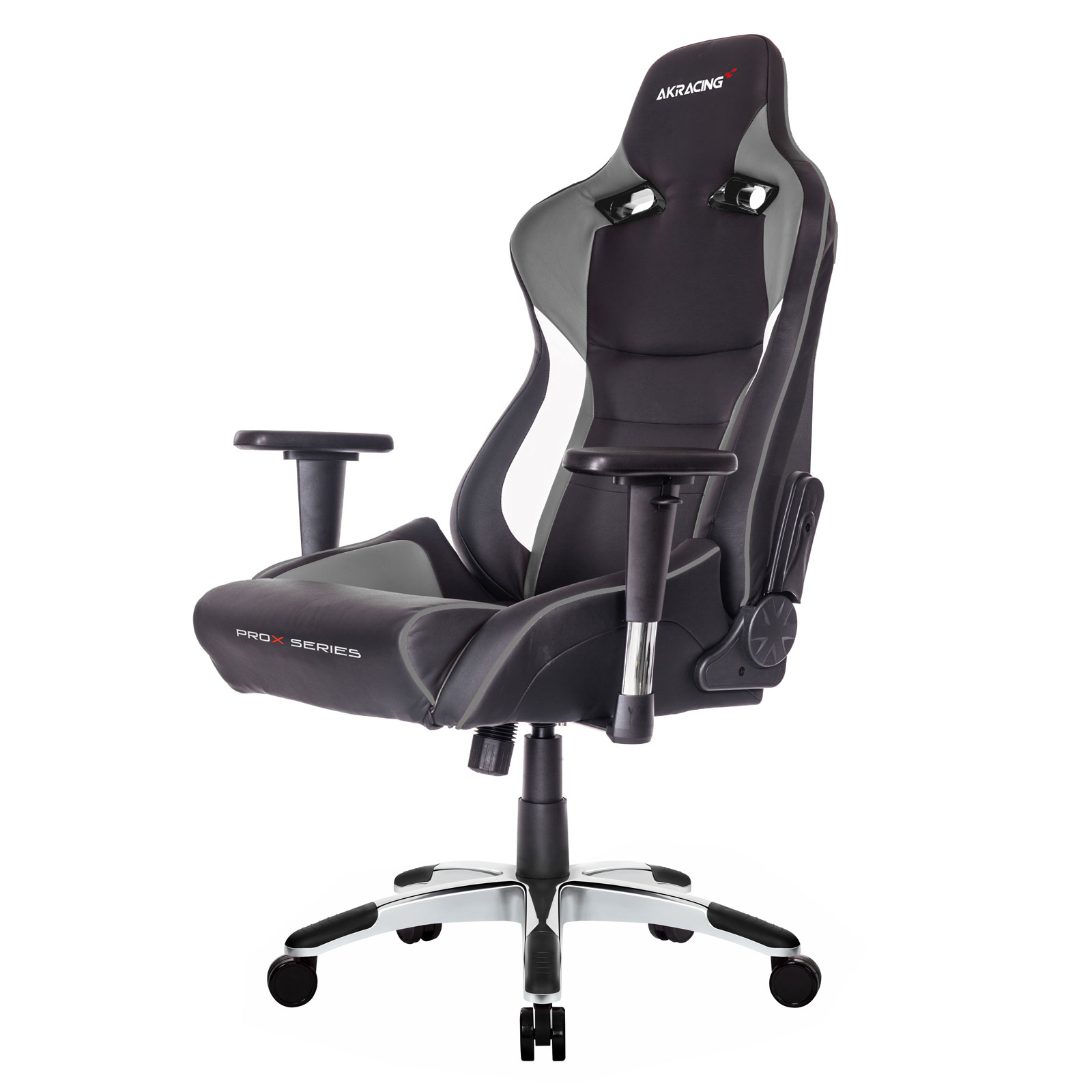AKRacing ProX Gaming Chair (gris) - Siège PC AKRacing sur LDLC