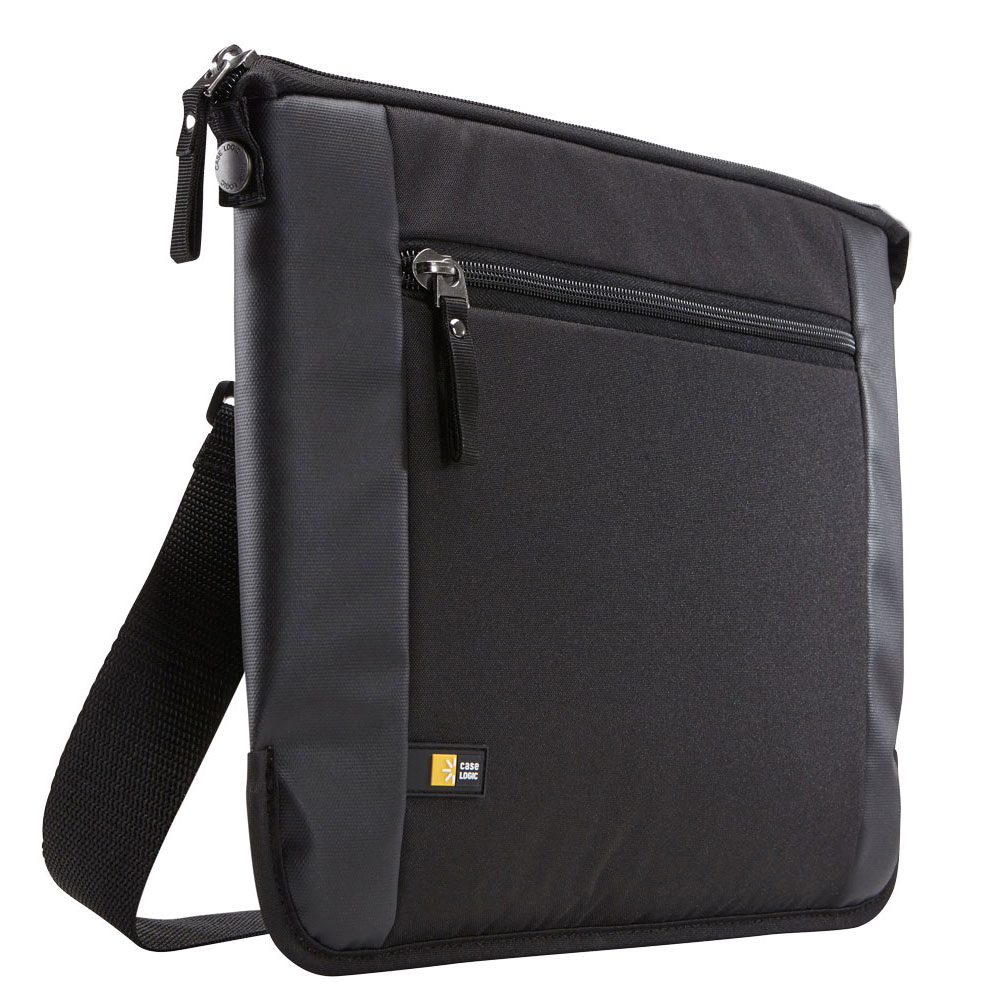 "Sac, sacoche, housse Case Logic Intrata 11.6'' Sacoche de transport type besace pour ultrabook, Chromebook, Macbook ou tablette (jusqu'à 11.6"")"