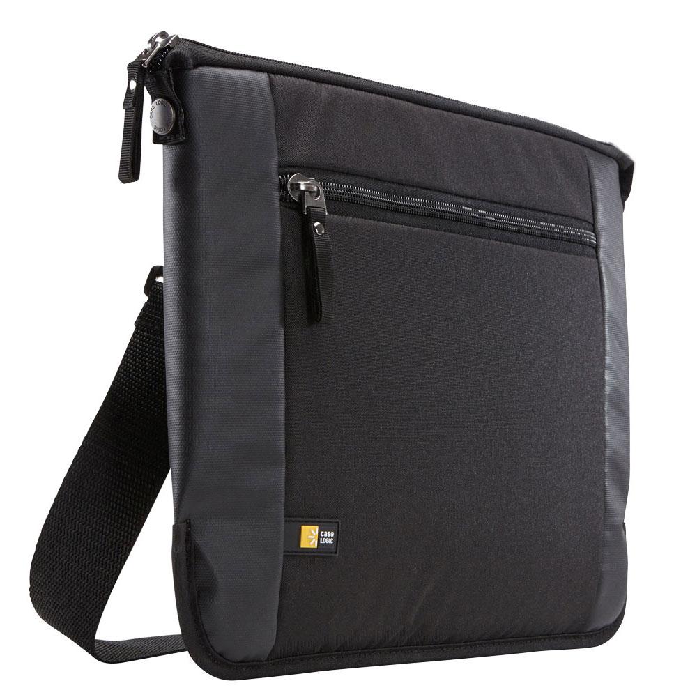 "Sac, sacoche, housse Case Logic Intrata 15.6'' Sacoche de transport type besace pour ultrabook, Chromebook, Macbook ou tablette (jusqu'à 15.6"")"