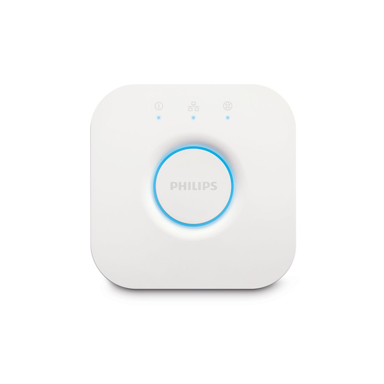 Philips hue bridge ampoule connect e philips sur ldlc - Ampoule connectee philips ...