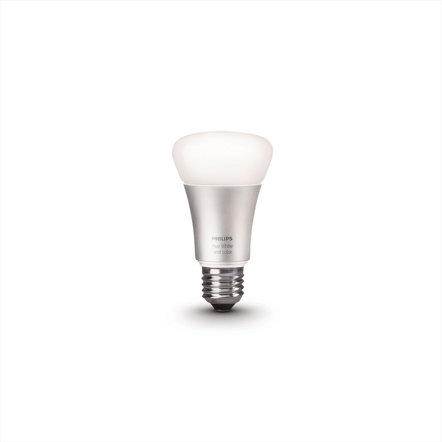 philips hue white color e27 a60 ampoule connect e philips sur ldlc. Black Bedroom Furniture Sets. Home Design Ideas