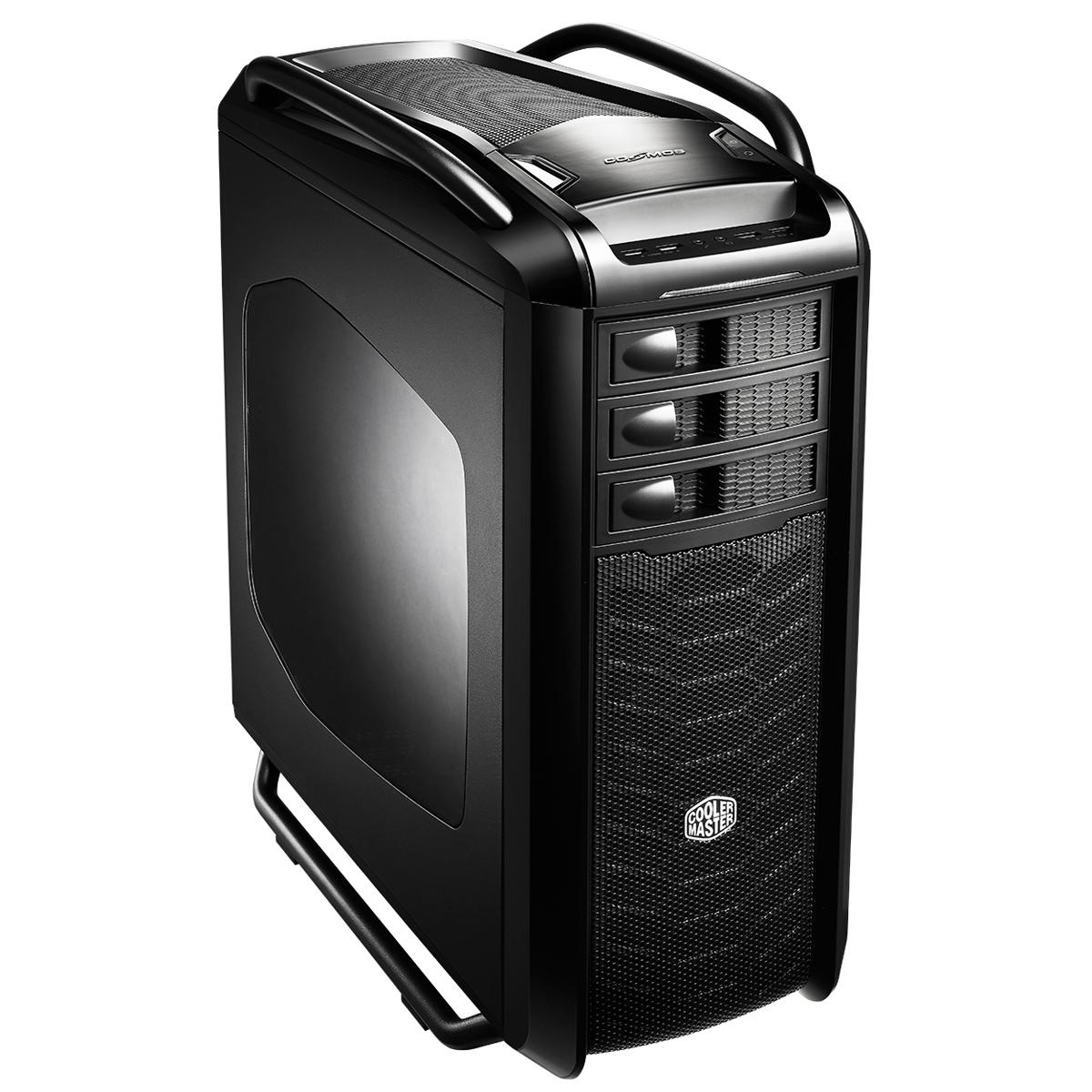 PC de bureau LDLC PC MAX4K Lite Intel Core i7-6700K (4.0 GHz) 16 Go SSD 240 Go + HDD 2 To NVIDIA GeForce GTX 970 4Go Lecteur Blu-Ray (sans OS - monté)