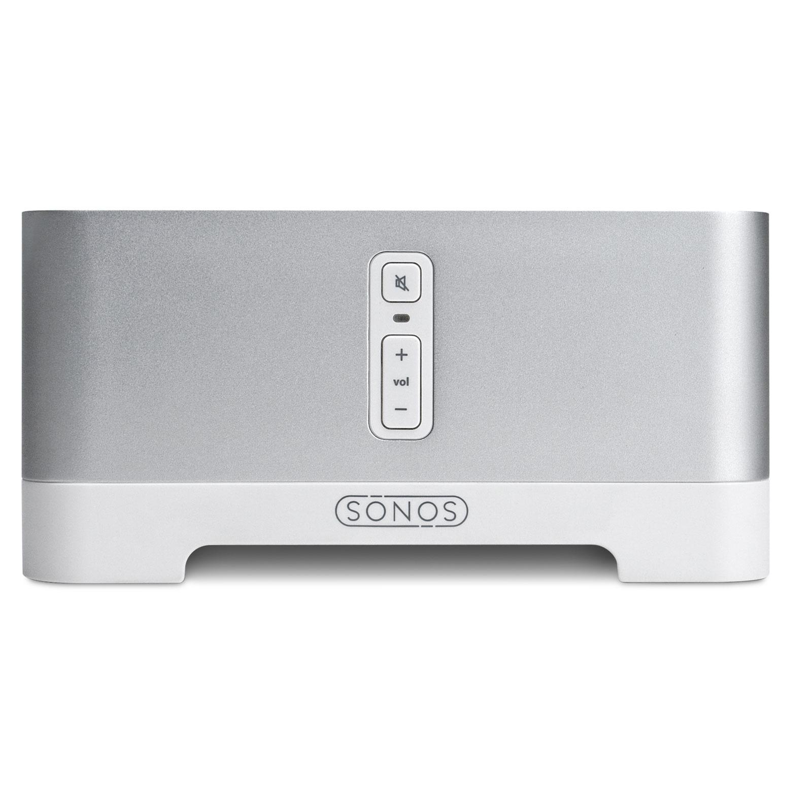 Serveur audio SONOS CONNECT:AMP Solution pour diffusion audio sans-fil