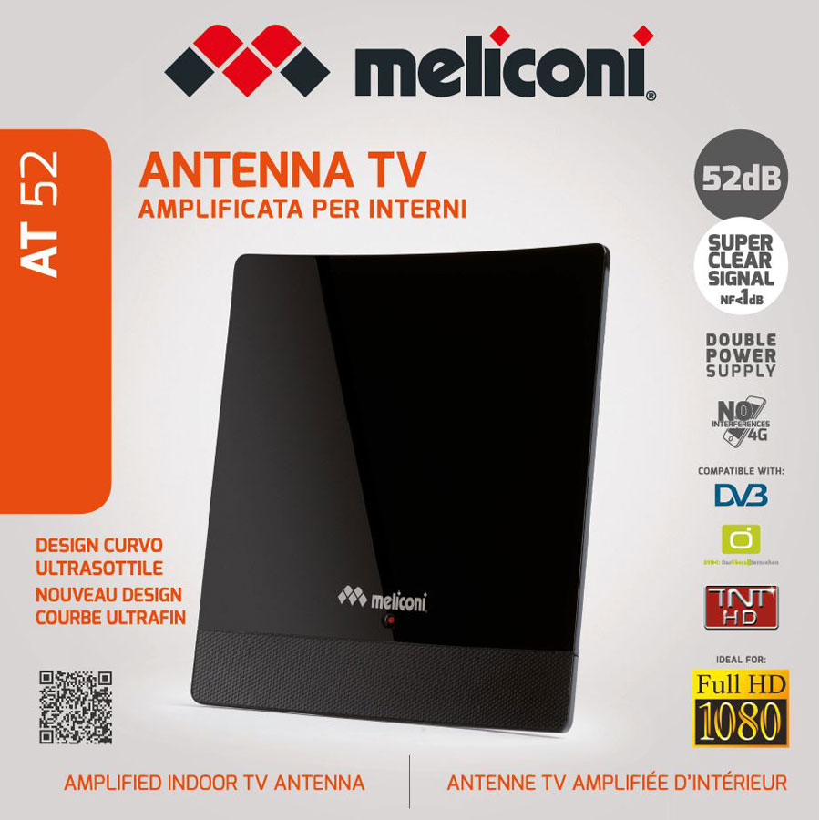 meliconi at 52 881013 achat vente antenne sur. Black Bedroom Furniture Sets. Home Design Ideas