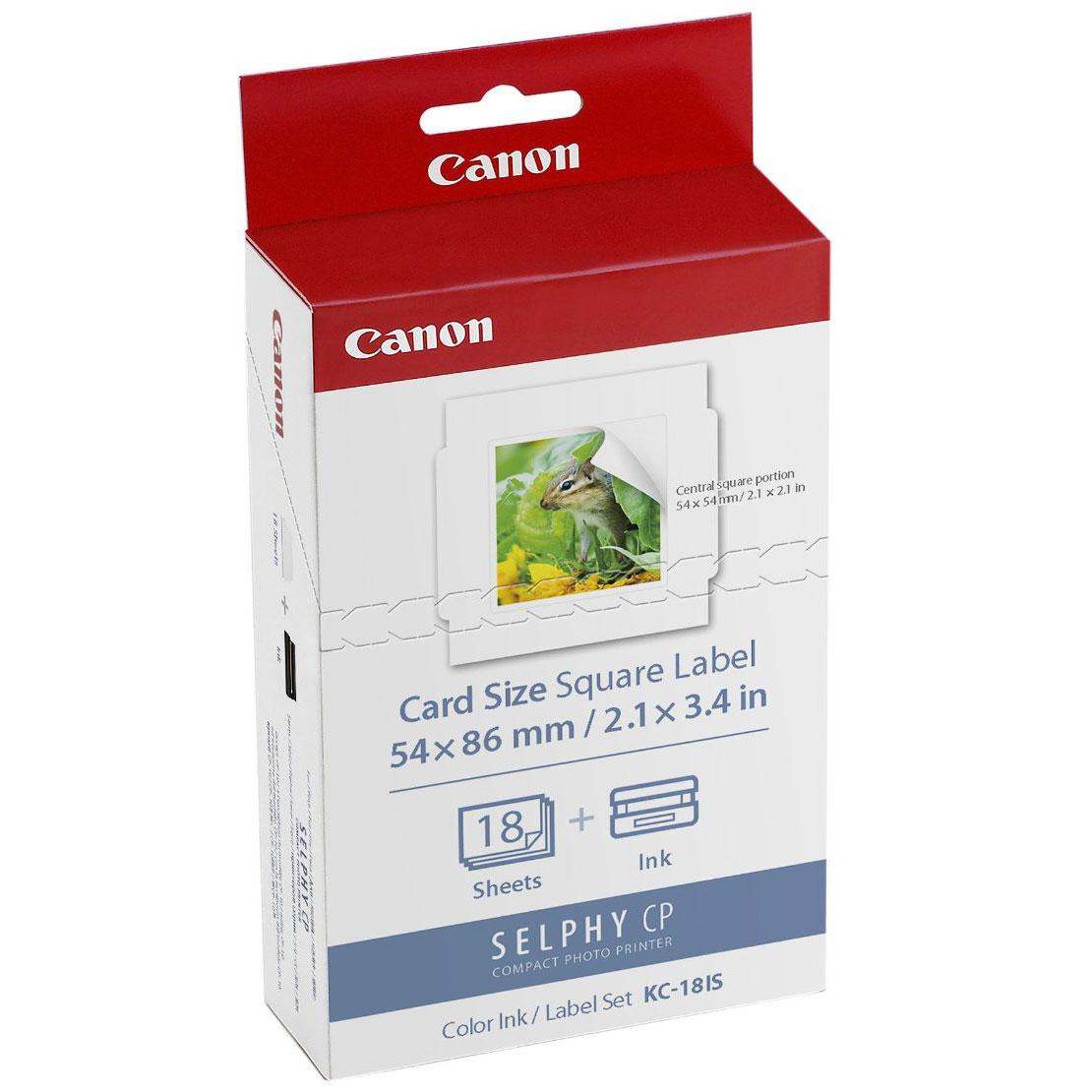 canon kc 18is papier imprimante canon sur ldlc. Black Bedroom Furniture Sets. Home Design Ideas