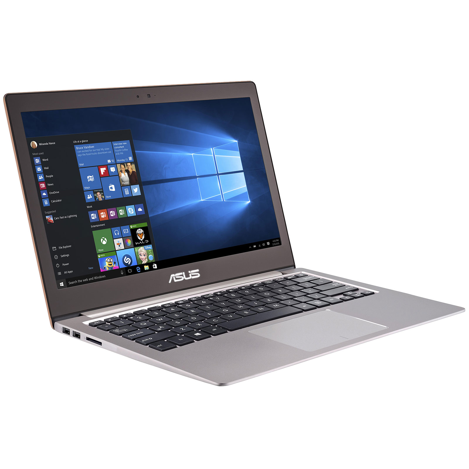 asus zenbook ux303ua r4135r ux303ua r4135r achat vente pc portable sur. Black Bedroom Furniture Sets. Home Design Ideas