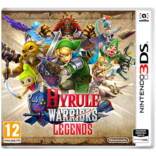 Jeux Nintendo 3DS Hyrule Warriors : Legends (Nintendo 3DS/2DS) Hyrule Warriors : Legends (Nintendo 3DS/2DS)