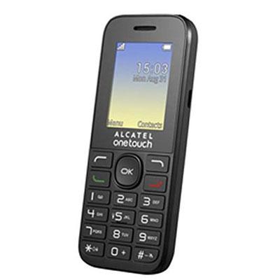 alcatel noir 1016d 3aalfr1 achat vente mobile smartphone sur. Black Bedroom Furniture Sets. Home Design Ideas