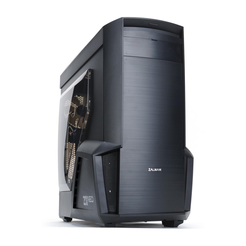 PC de bureau LDLC PC Fortress Intel Core i5-6400 16 Go SSHD 1 To NVIDIA GeForce GTX 1060 3 Go Graveur DVD (sans OS - non monté)