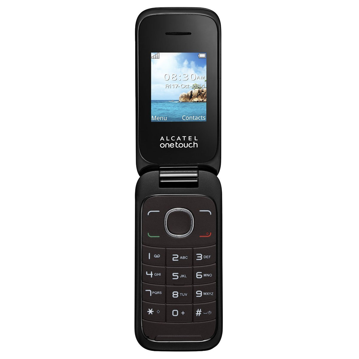 alcatel noir mobile smartphone alcatel sur ldlc. Black Bedroom Furniture Sets. Home Design Ideas