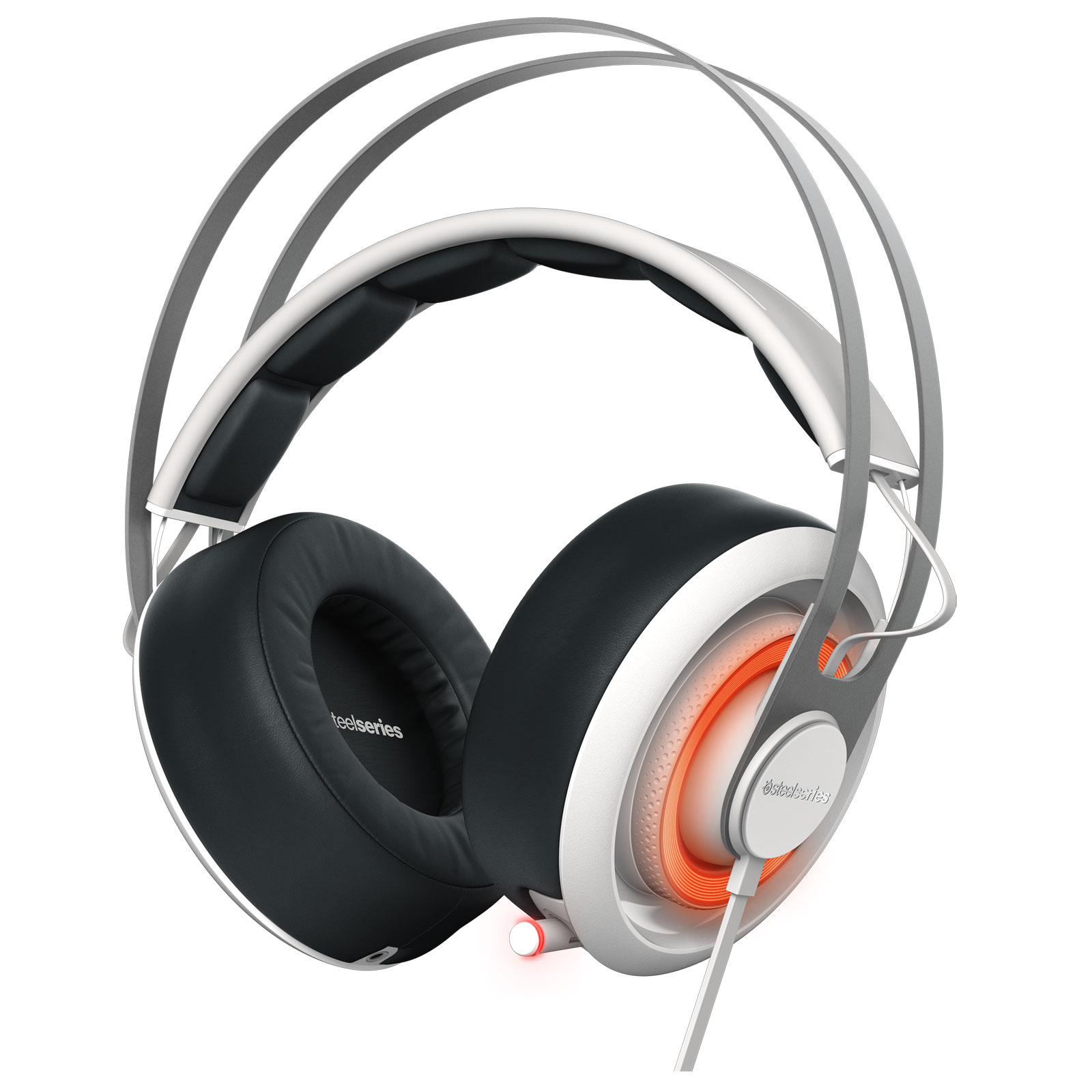 steelseries siberia 650 blanc micro casque steelseries sur ldlc. Black Bedroom Furniture Sets. Home Design Ideas