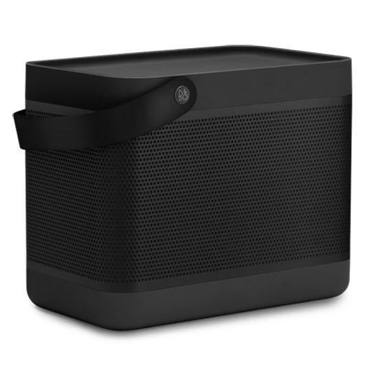 Dock & Enceinte Bluetooth B&O Play Beolit 15 Noir Enceinte stéréo portable Bluetooth et USB