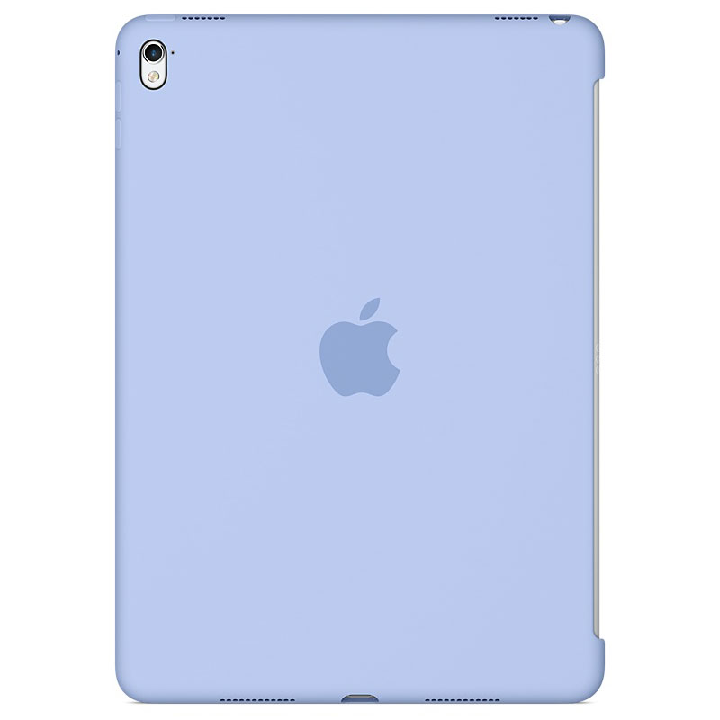 """Accessoires Tablette Apple iPad Pro 9.7"""" Silicone Case Lilas Protection arrière en silicone pour iPad Pro 9.7"""""""