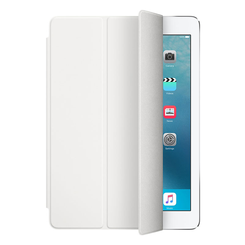 """Accessoires Tablette Apple iPad Pro 9.7"""" Smart Cover Blanc Protection écran pour iPad Pro 9.7"""""""