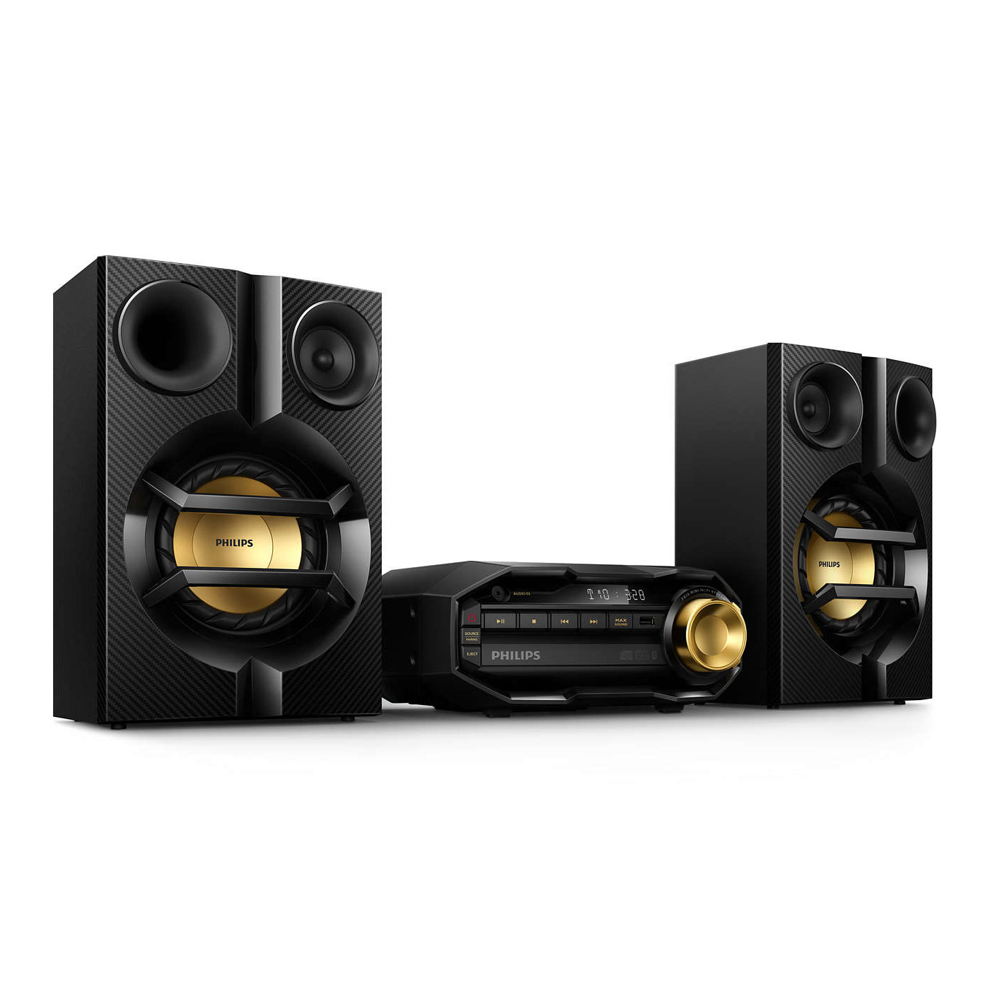 philips fx10 cha ne hifi philips sur ldlc. Black Bedroom Furniture Sets. Home Design Ideas