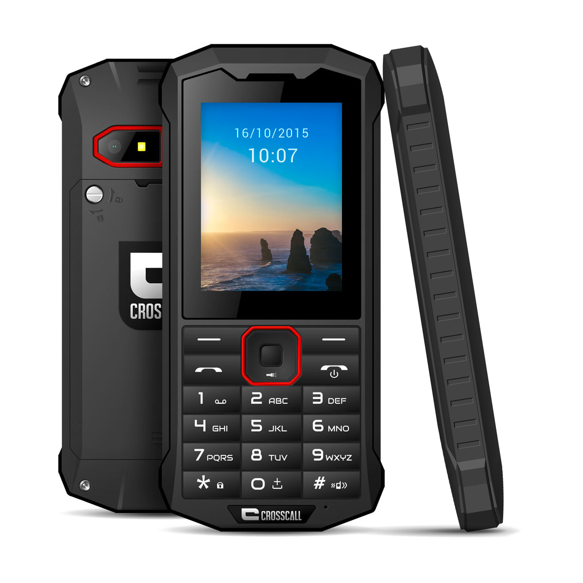 Crosscall Spider X4 Noir Mobile Amp Smartphone Crosscall