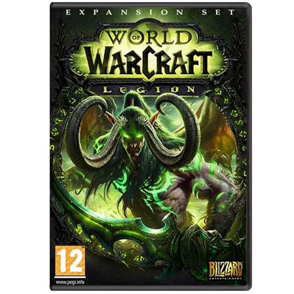 Jeux PC World of Warcraft : Legion (PC) World of Warcraft : Legion (PC)