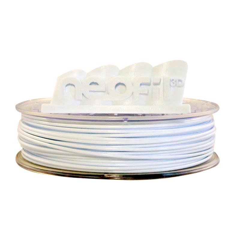 neofil3d bobine pet g 750g blanc 3760244301154 achat vente filament 3d sur. Black Bedroom Furniture Sets. Home Design Ideas